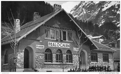 L'ancienne Mairie - Ecole