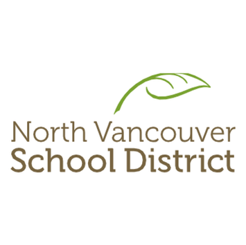North Vancouver School District Logo Squ