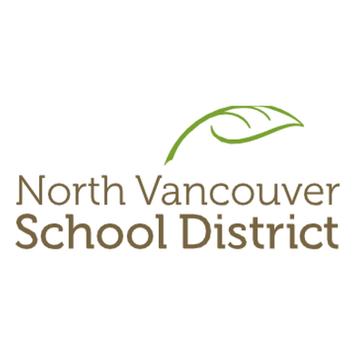 North Vancouver School District Logo Squ