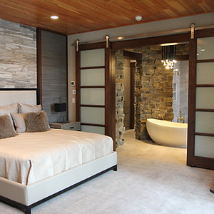 Contemporary Lake House Remodel