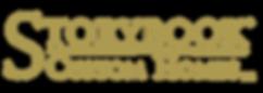 Storybook custom homes logo