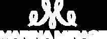 Marina Mirage Logo_White_Without Tagline