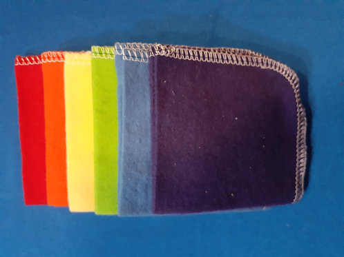 Wipes - Bright Rainbow