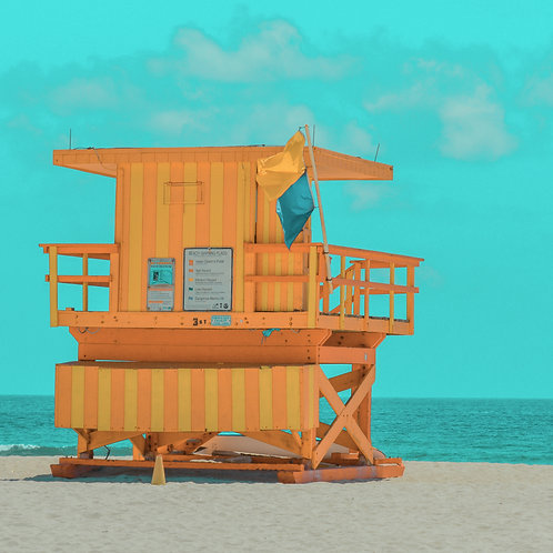 Lifeguard Station I