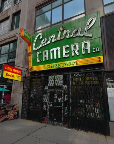 Central Camera