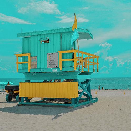 Lifeguard Station III