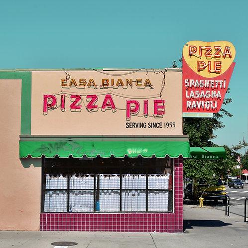 Casa Blanca Pizza Pie