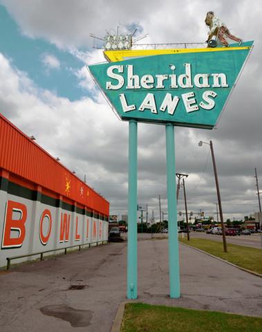 Sheridan Lanes