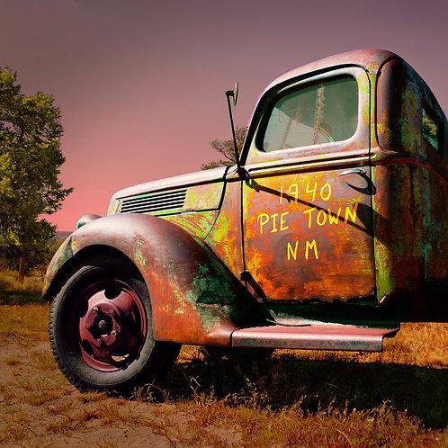 Pie Town Truck