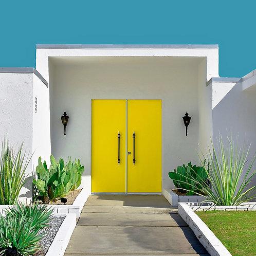 Yellow Doors II