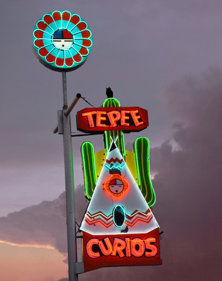 Tepee Curious