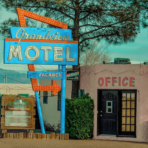 Grandview on Route 66