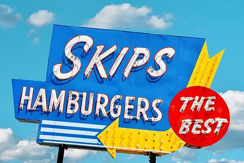 Skips Hamburgers