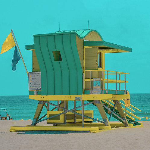 Lifeguard Station IV