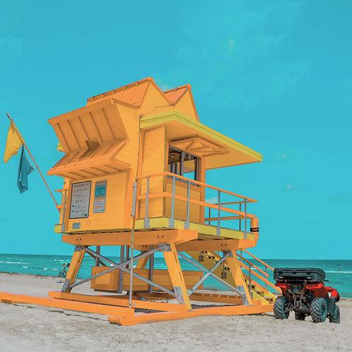 Lifeguard Station II