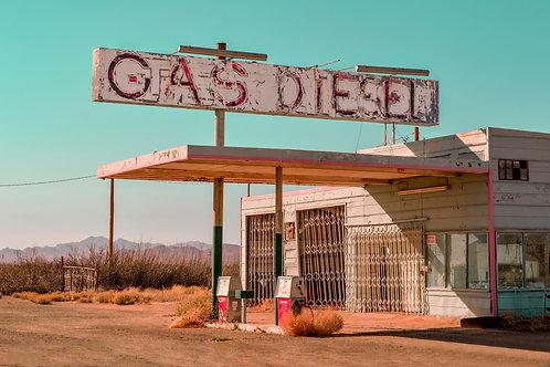 Gas Diesel