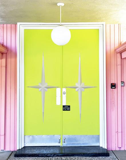 Mid Century Doors