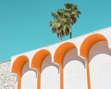 Orange Arches