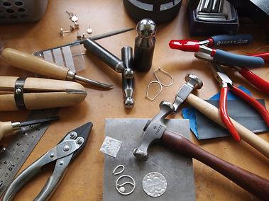 jewellery tools, handmade silver jewellery, ARC Jewellery