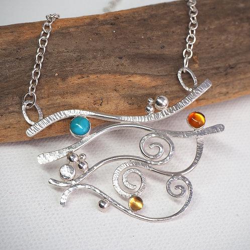 Seascape Artisan Necklace