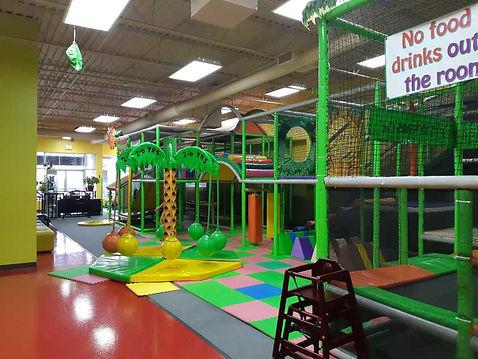 Indoor playground Kid's Birthday party Etobicoke