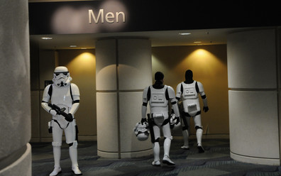 Stormtroopers Got to Go