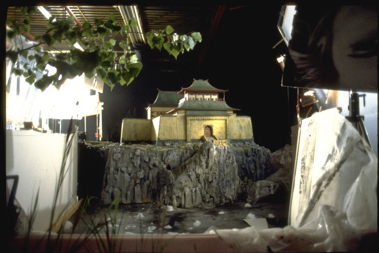 Temple from Kung Fu