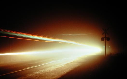 Fog Crossing