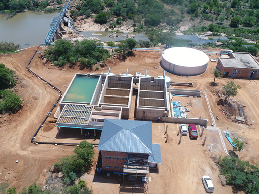 Ceenex helps deliver water to parched areas of Mpumalanga
