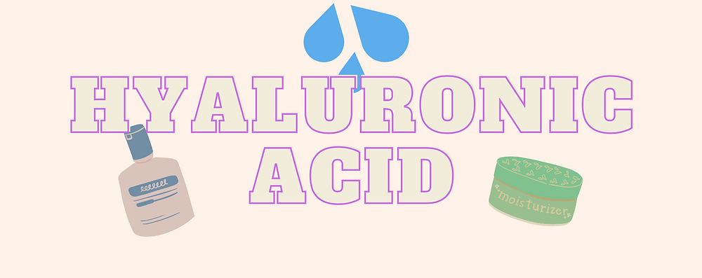 Hyaluronic Acid Label