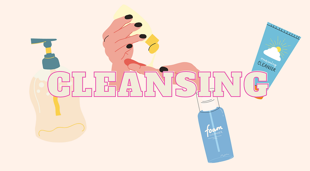 Blog about facial cleansing