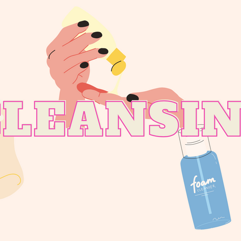 Everything You Need To Know About Facial Cleansing