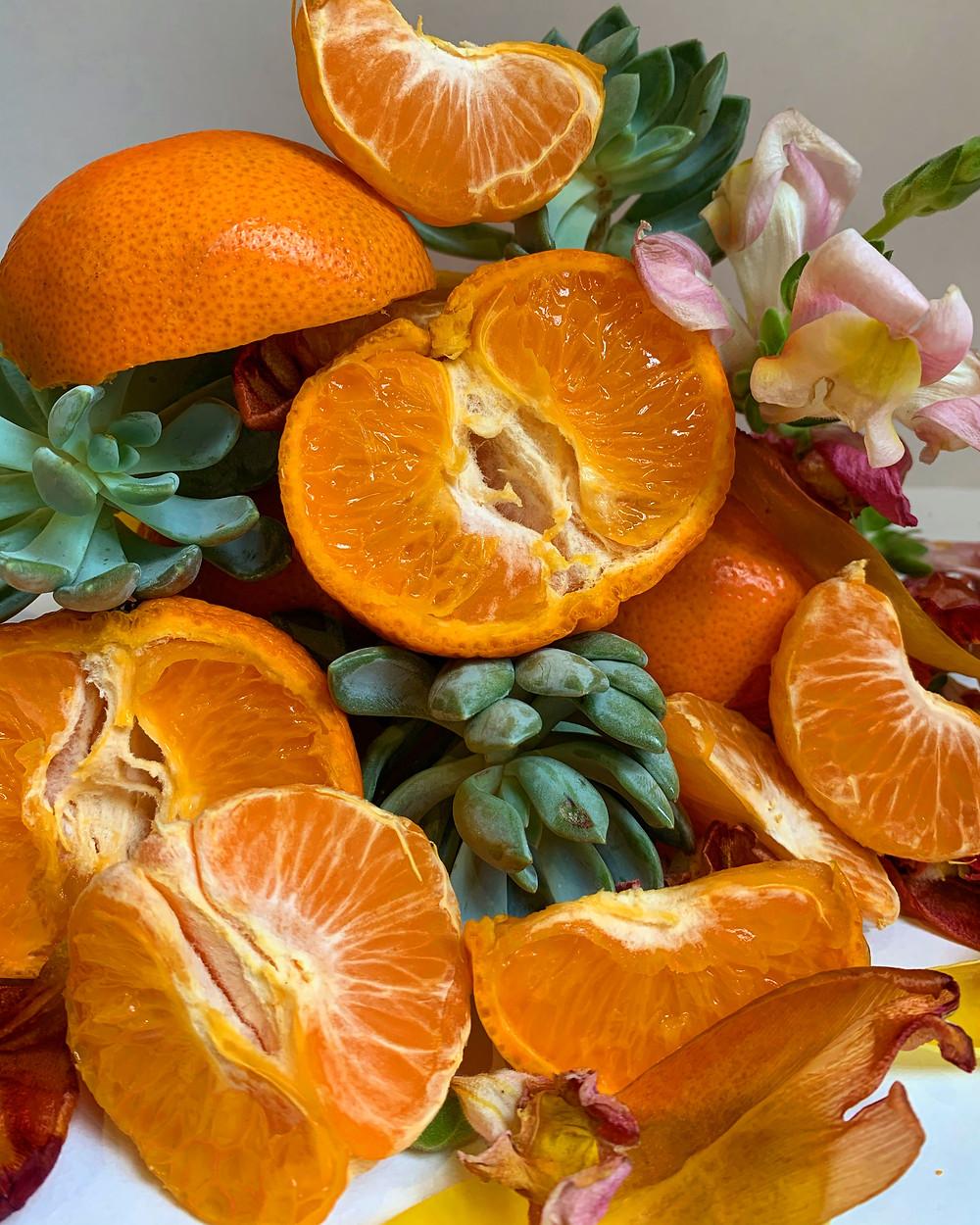 Vitamin C and Oranges