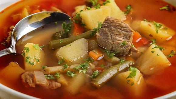 Cozidão | Sopa de Carne com Legumes | 400g