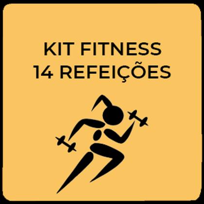 Kit Fitness 14 Refeições