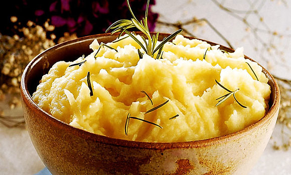 Purê Rústico de Batatas   1kg (8 pessoas)