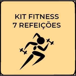 Kit Fitness 7 Refeições de 300g