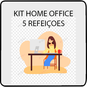 Kit Home Office 5 Refeições