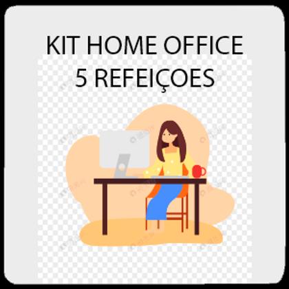 Kit Home Office 5 Refeições