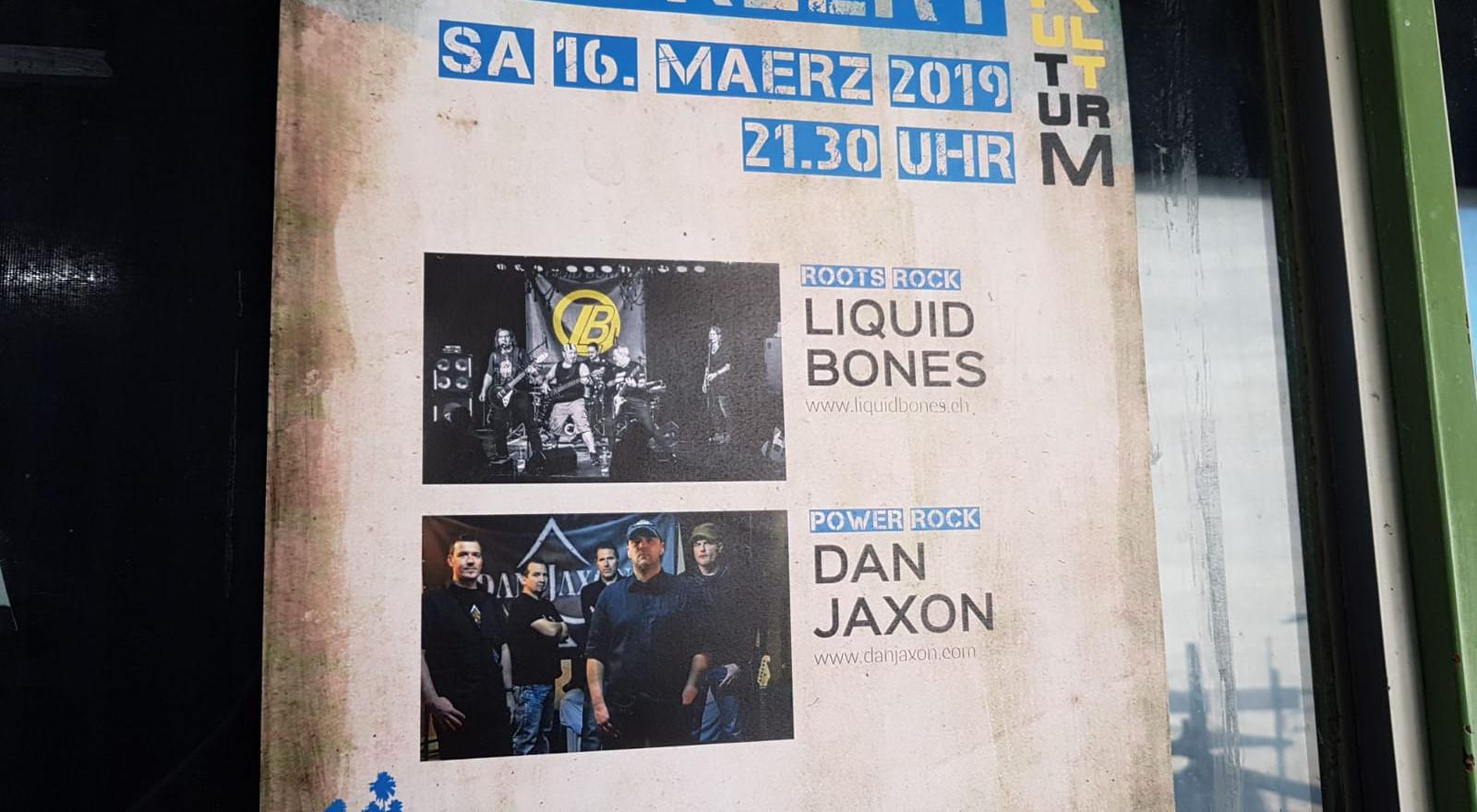 Kult Turm, Brunnen  / 16.03.2019