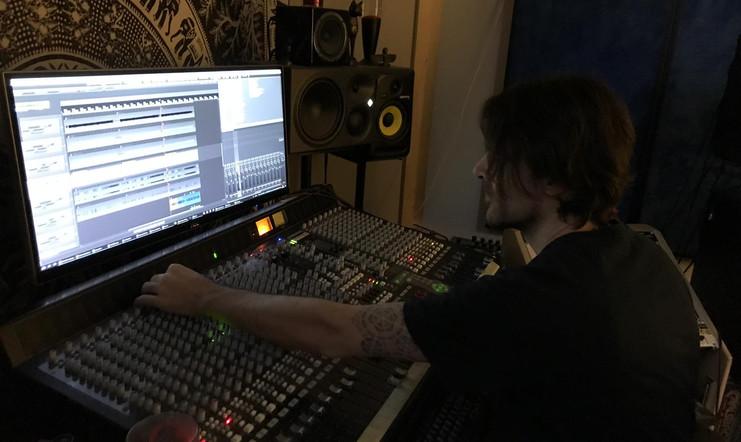 Black Art Audio Studio, Liestal / 1./2. Dez. 2018
