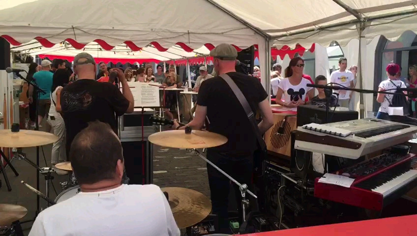 Öpfeli-Bar - Stadtfest Chur / 19.8.18