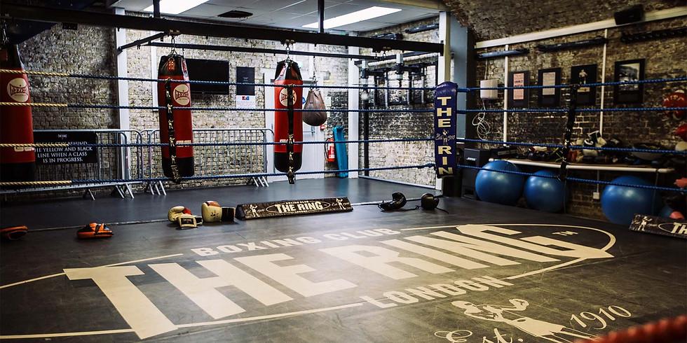 Equip Youth - Kickboxing & Jesus!