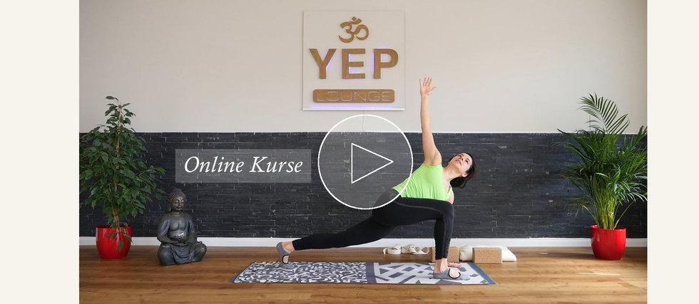 Yoga Online Kurse mit Yulia Eberle, Yoga und Pilates Trainerin in Bremen