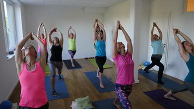 Yoga Bremen Kurse, Pilates in Bremen in der YEP Lounge