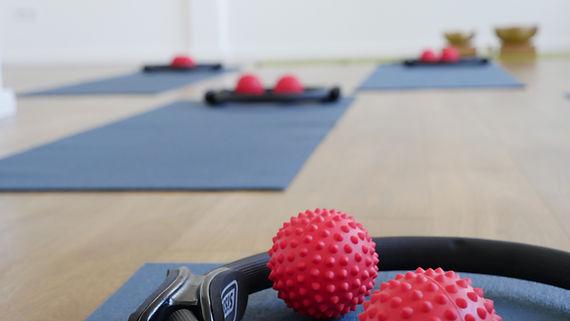Yoga mit Pilates in der YEP Lounge Bremen Oberneuland