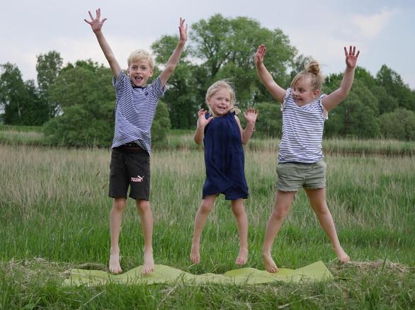 Neu im Programm: Kinder Yoga