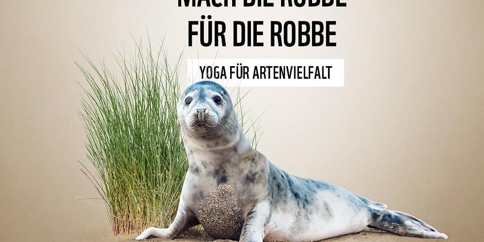 Yoga für Artenvielfalt