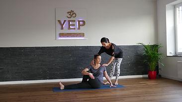 Personal Yoga und Pilateskurse in Bremen Horn | YEP Lounge