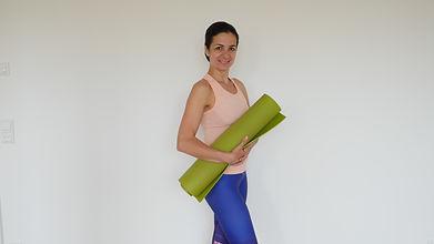 Yulia Eberle - Yogalehrer in der YEP Lounge Bremen
